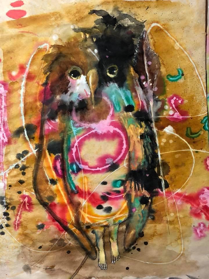 Fonda Clark Haight for the Creative Retreat