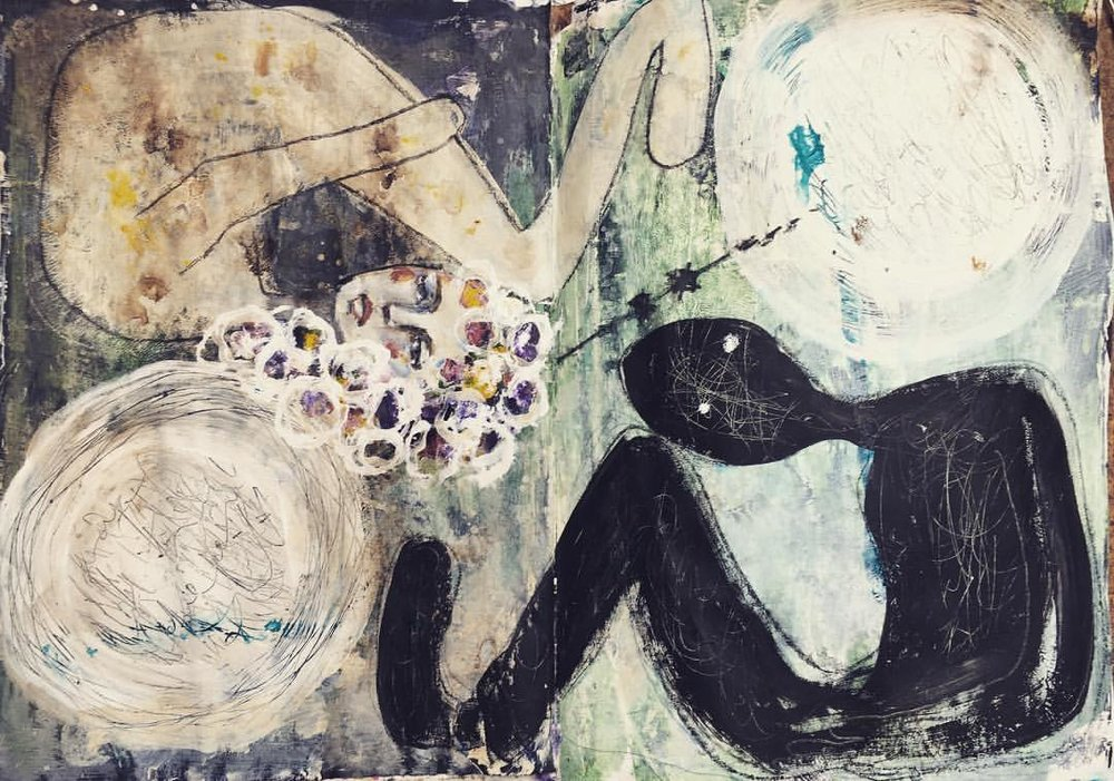 Art is Magic presents the Creative Retreat- Galia Alena
