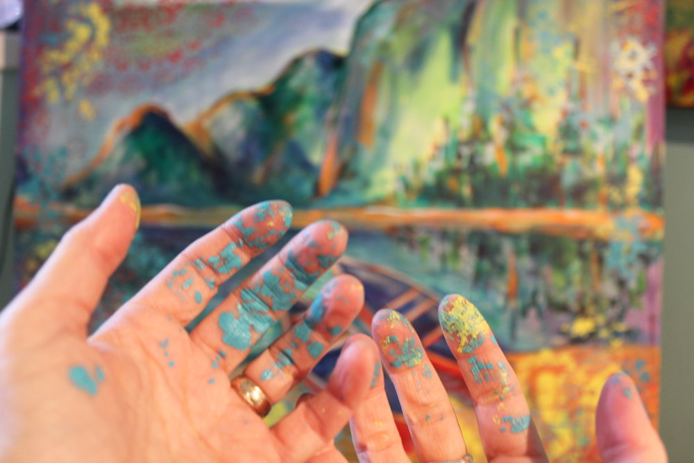 Art is Magic presents the Creative Retreat- Veronica Funk