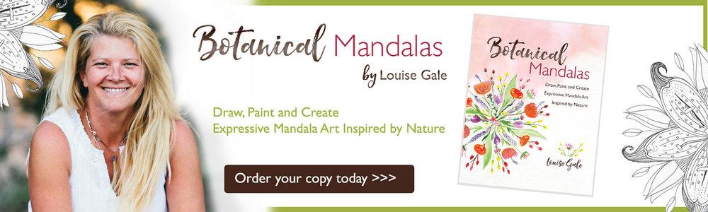 Louise Gale Botanical Mandalas