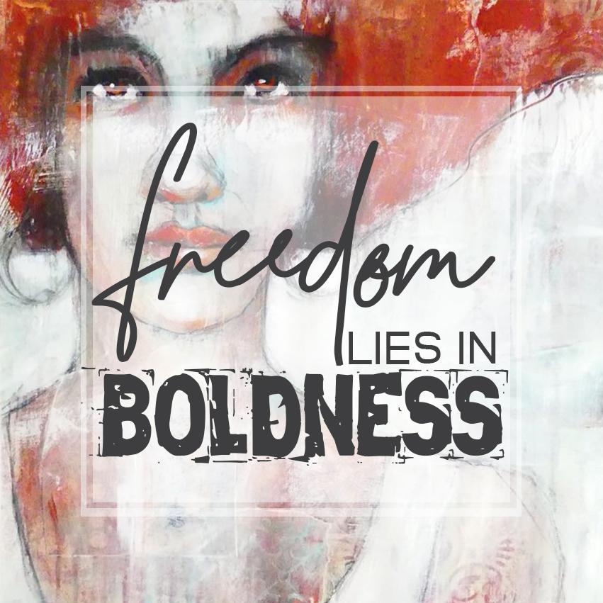 Boldness with Emma Petitt