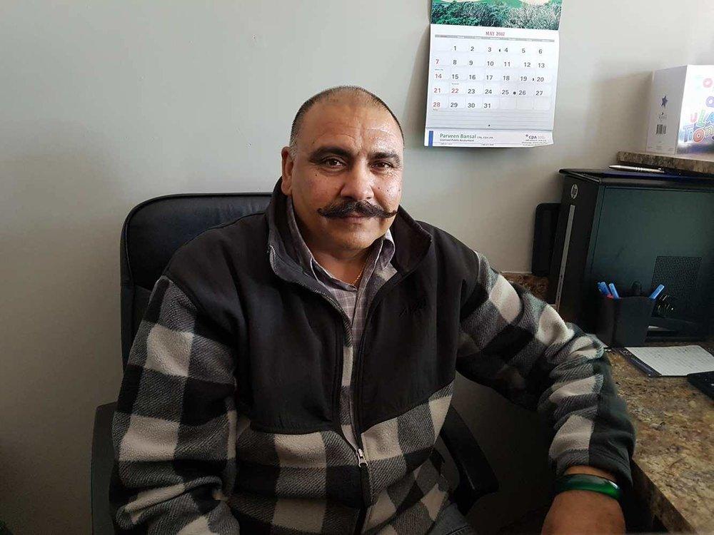 Tejinder Pannu                 Advisor