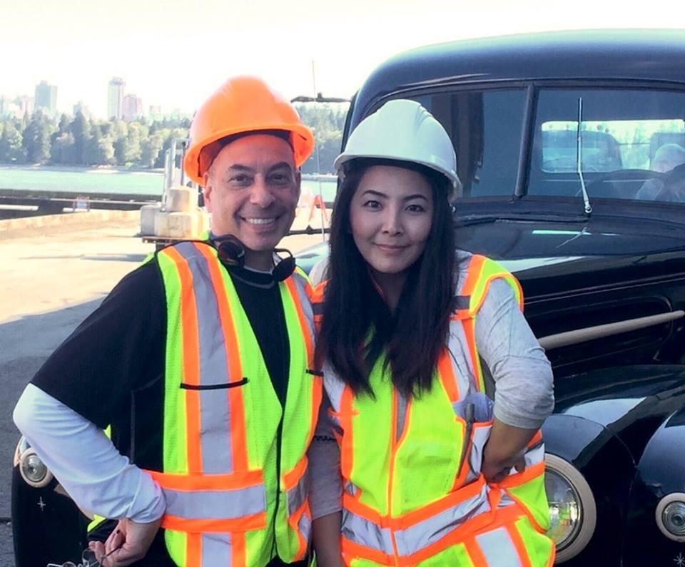 Tony and Mayumi Yoshida
