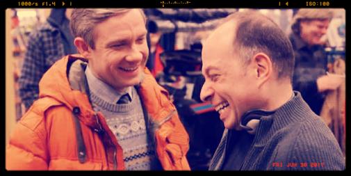 Tony and Martin Freeman -