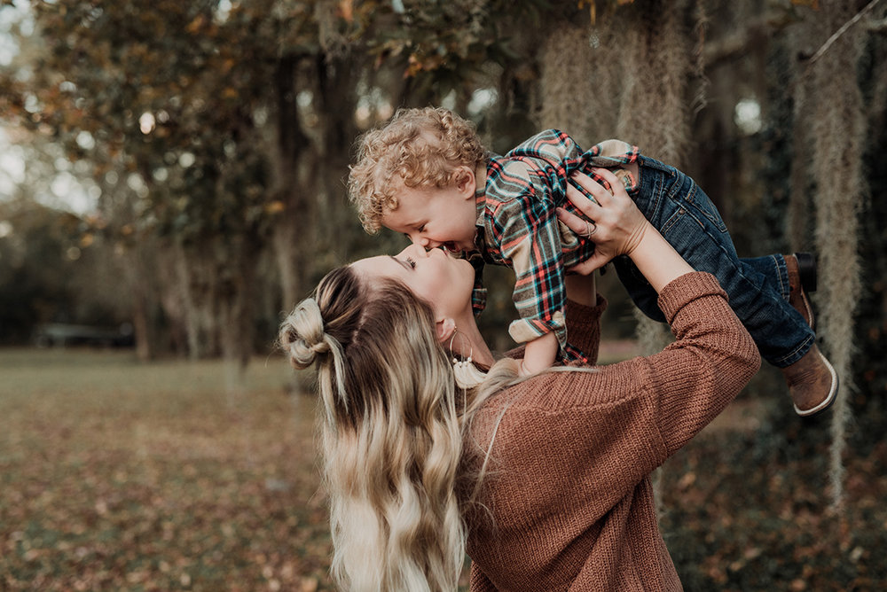 Fall Family Mini Session by Baton Rouge Family Photographer, Magnolia and Grace Photography