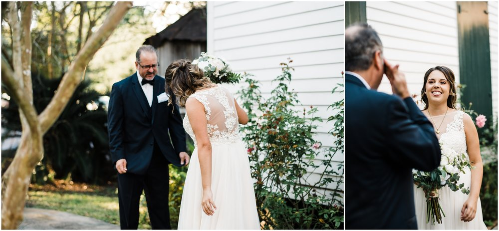 October Wedding at The Cabin Restaurant in Gonzales, La by Taylor Hubbs Photography, Baton Rouge Wedding and Family Photographer