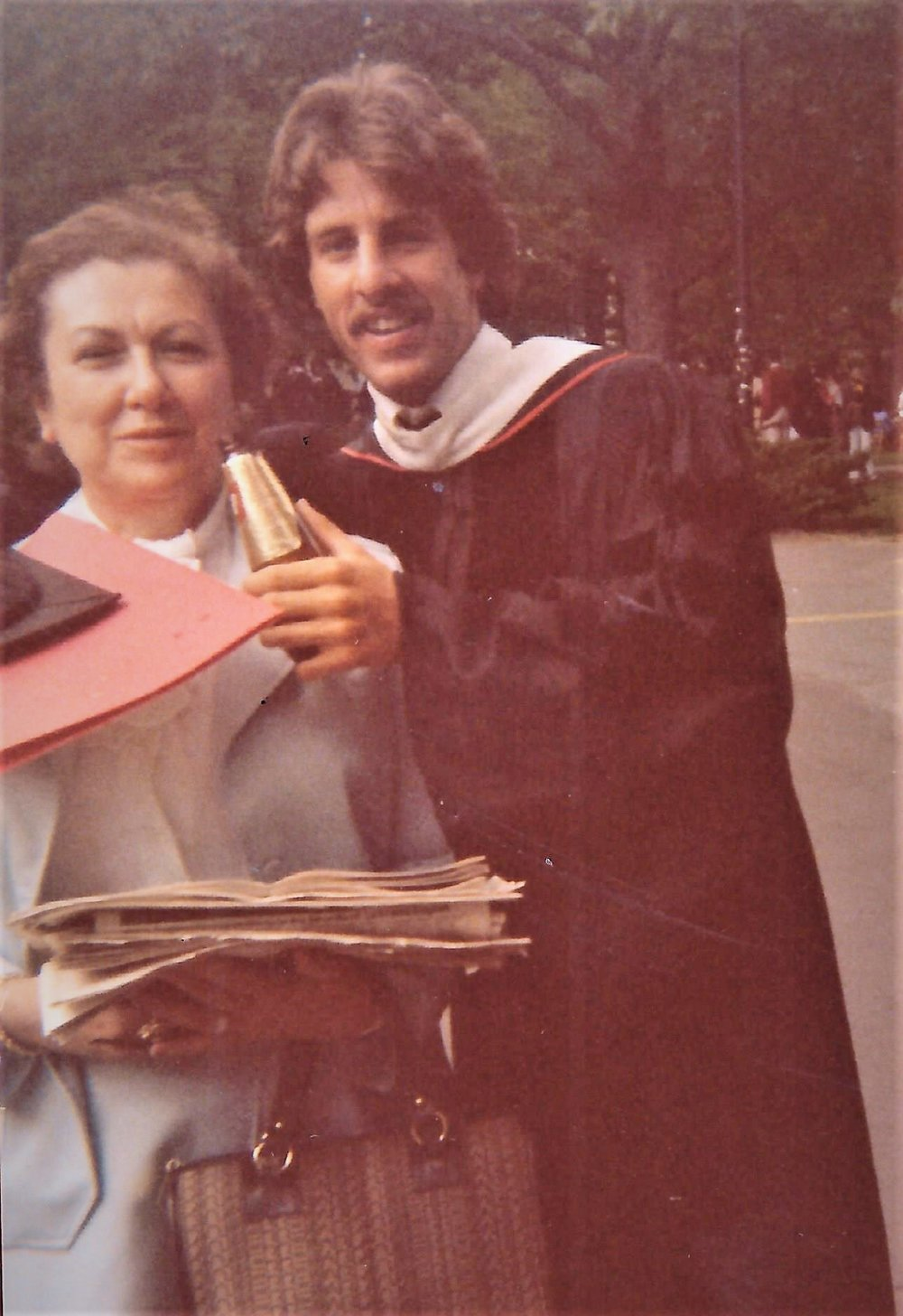 Mom and Me over Beer Harvard Graduation 1980 (2).jpg