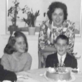 MOTHER'S DAY, ALWAYS - Oh, that cake looks good,Chocolate, double chocolate, and more,Candles burning, waiting for a wish,So I'll make it now, fifty years onI wish you were back here, just for that day,Any day really,So we could talk,Just talkI could tell you how I miss you,Not waste time wondering if you were proud,You were,And in need of the same from me,I amI will always think of you,Pray you had joy rising over pain,And now only joy,That we meet again,Such is my wish, late perhapsBut with candles still aflame.