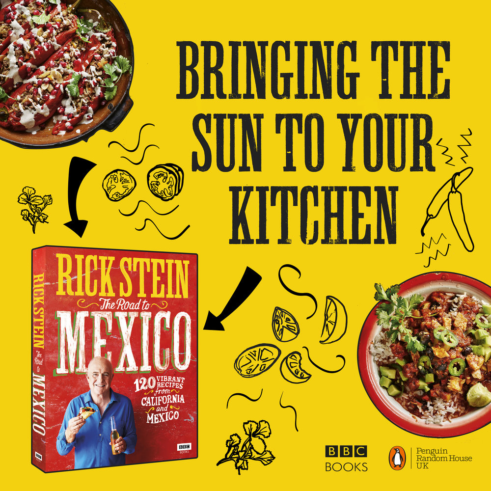 The Road to Mexico Marketing Campaign