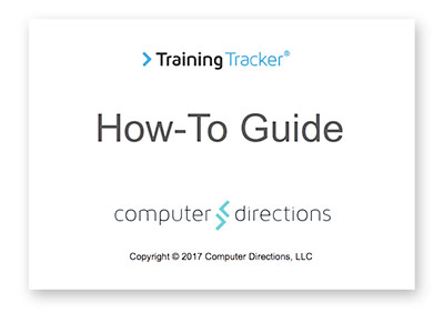How-To Email Trainees - Email staff when training is due, or send an updated on completed training.