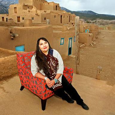 Patricia Michaels - Taos Pueblo