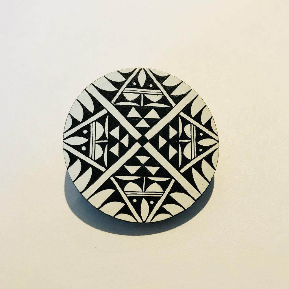 Lost In A Maze Pendant