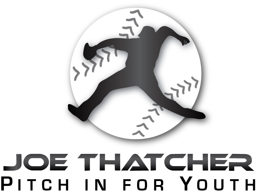Logo Design for Joe Thatcher Pitch In for Youth