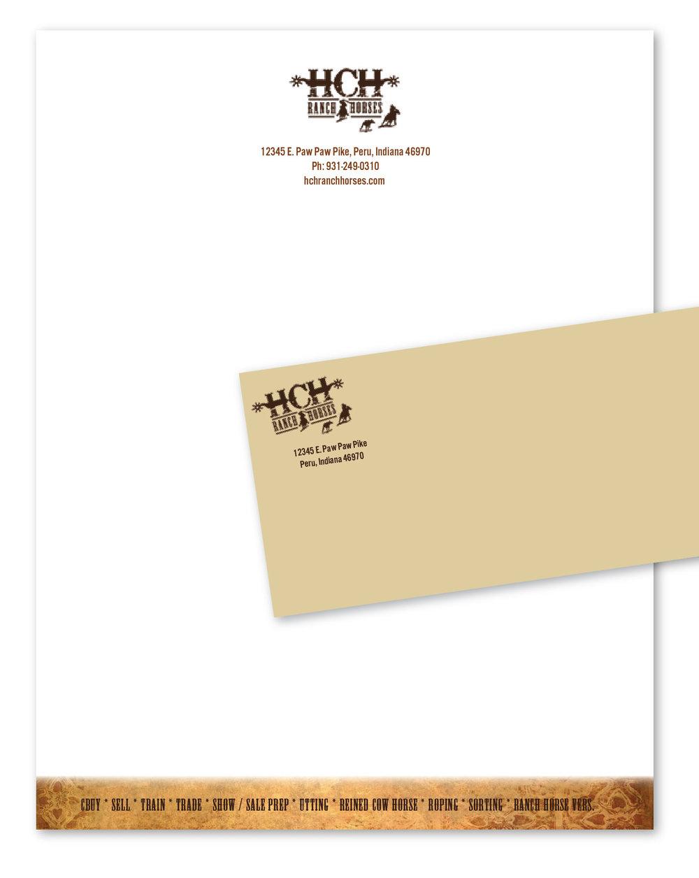 Letterhead / Envelope