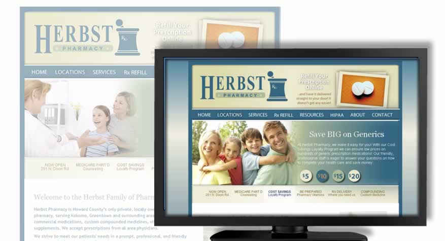 Herbst Pharmacy Web