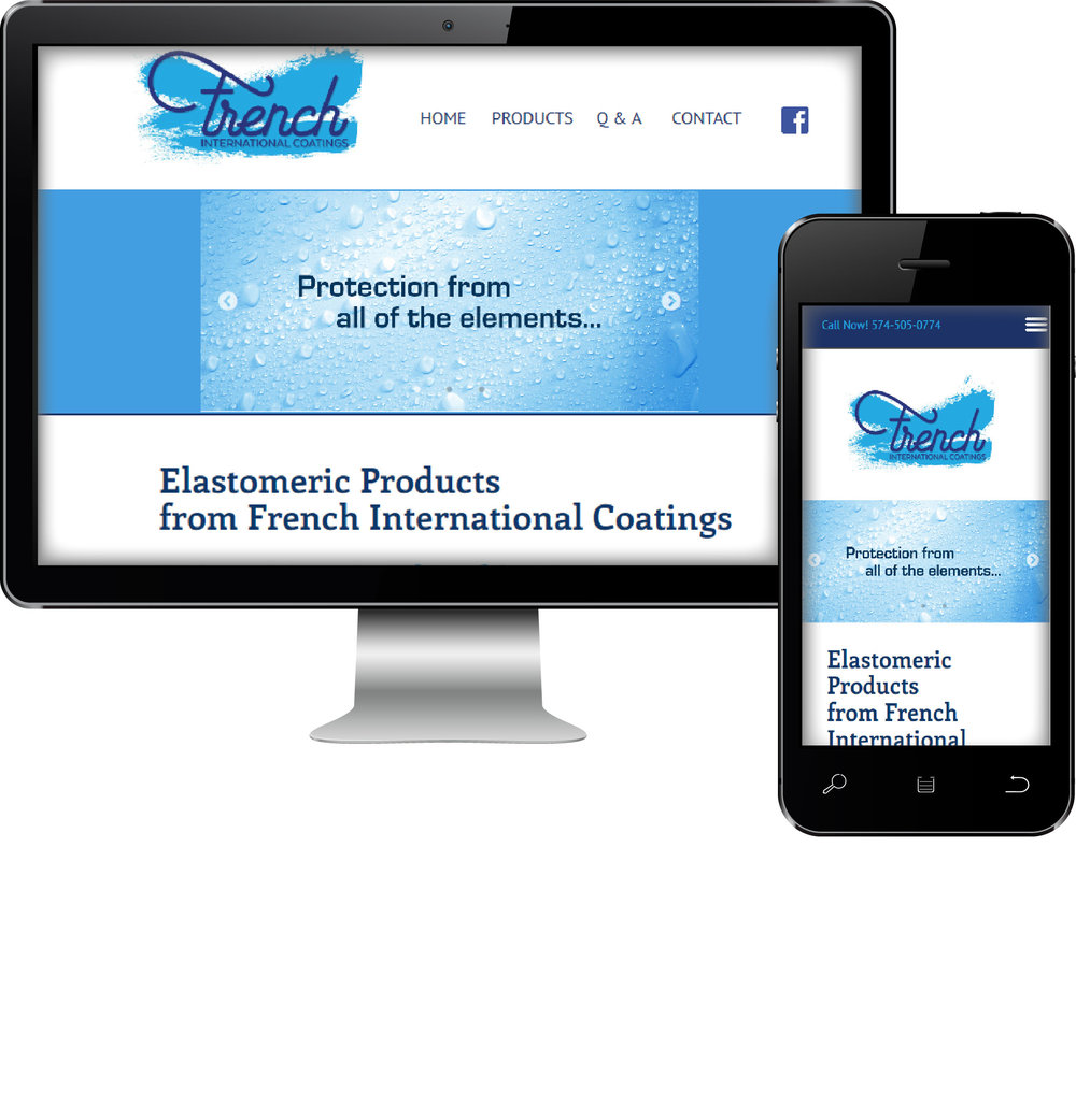 French Web Design