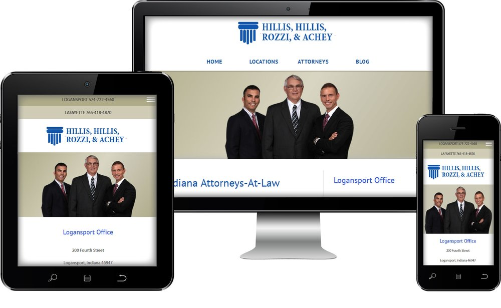 Web Site Design on Mobile Devices
