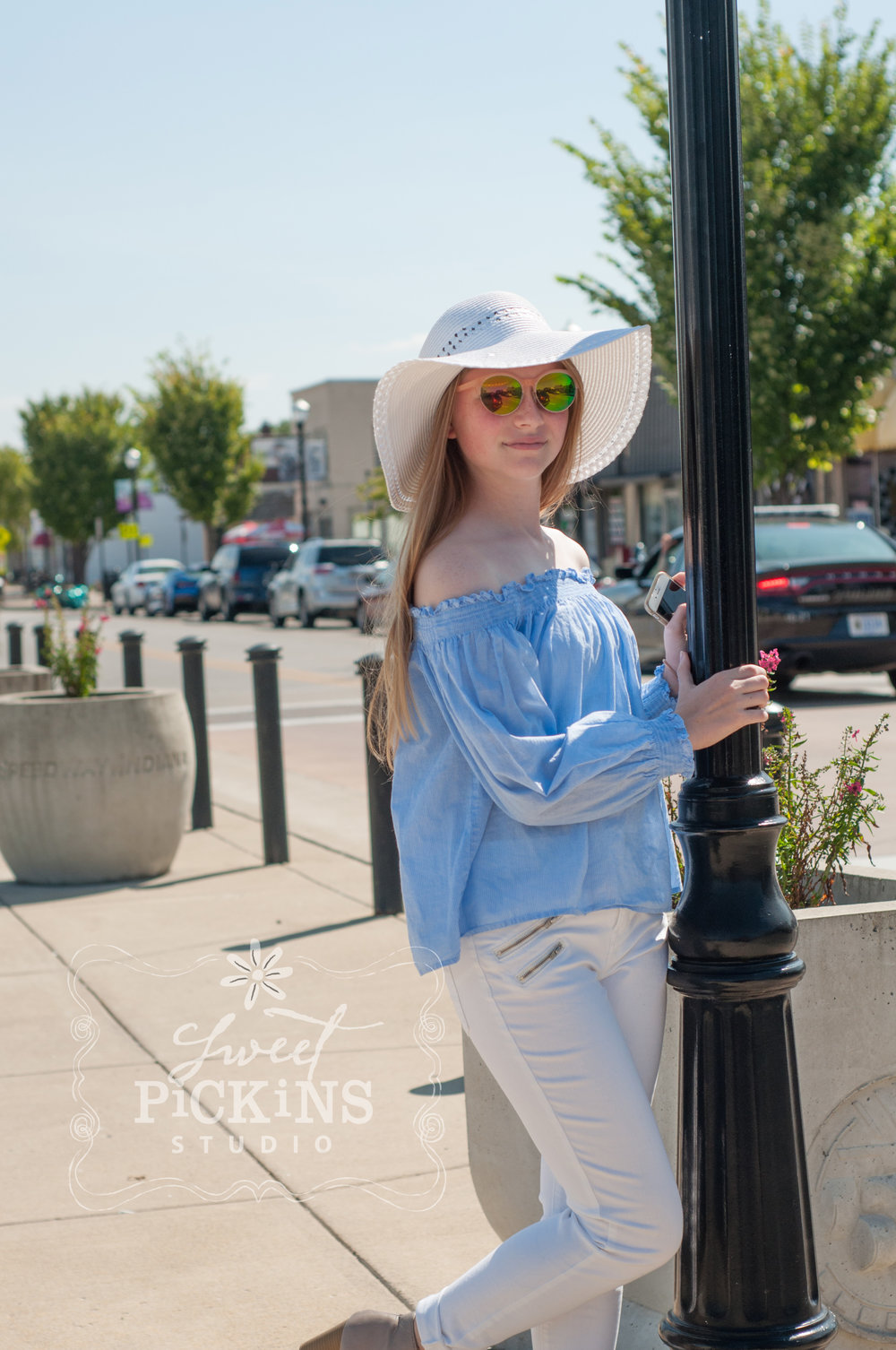 City Street Photography by Sweet Pickins Studio | Peru, Indiana