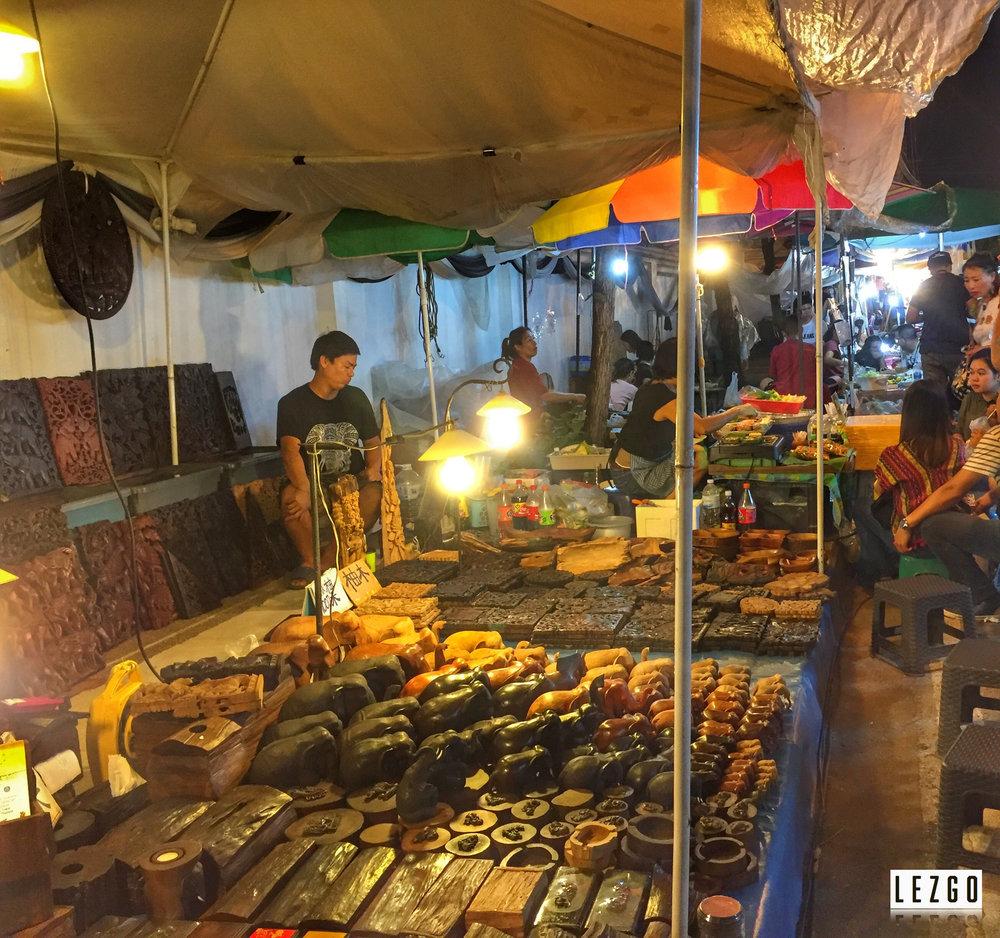 Sunday Market,Chiang Mai, Thailand May 2017