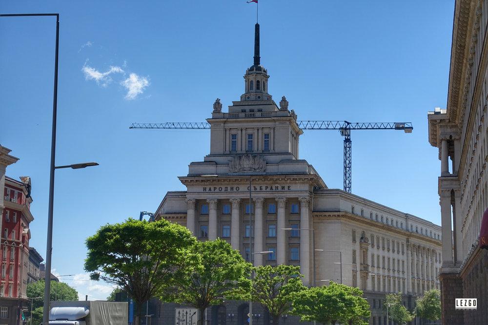 National Assembly, Sofia, Bulgaria April 2017