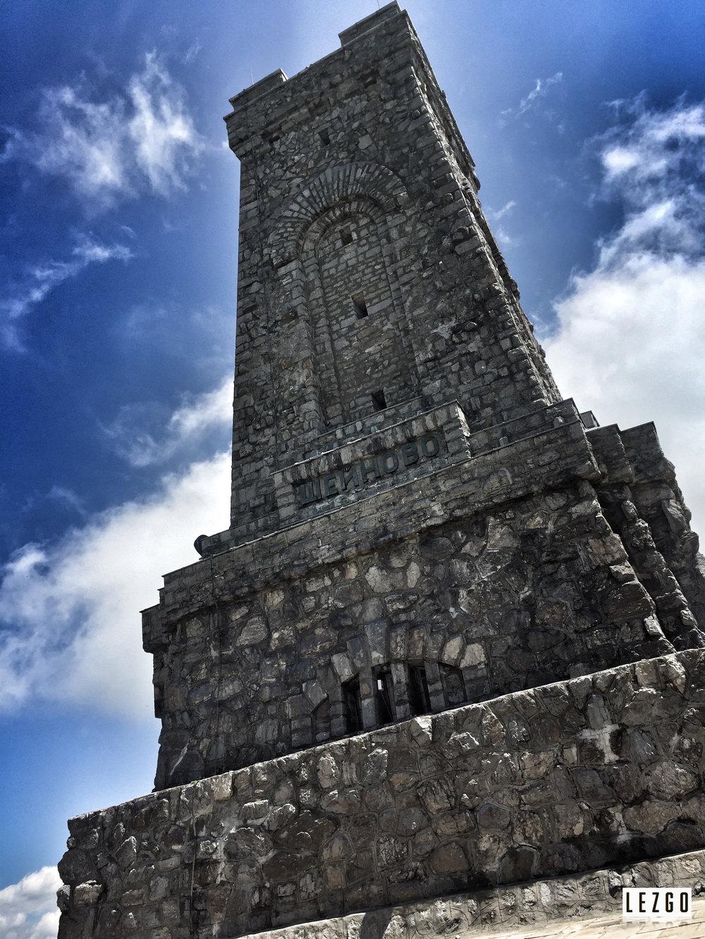 Shipka Monument, Bulgaria April 2017