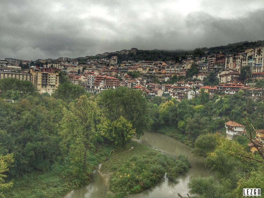 Veliko Tarnovo, Bulgaria September 2015