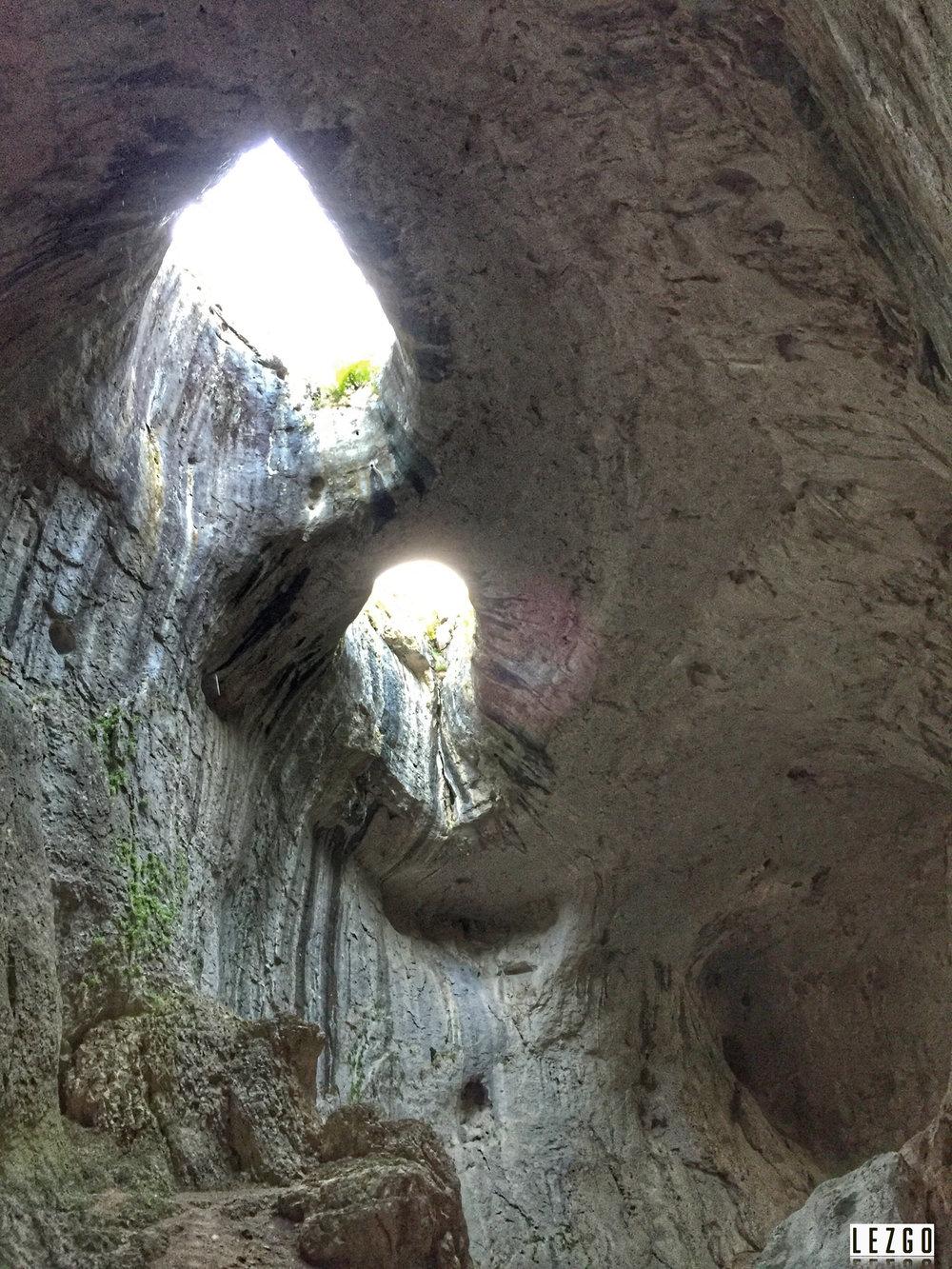 Prohodna (God's Eyes) Cave,Bulgaria September 2015
