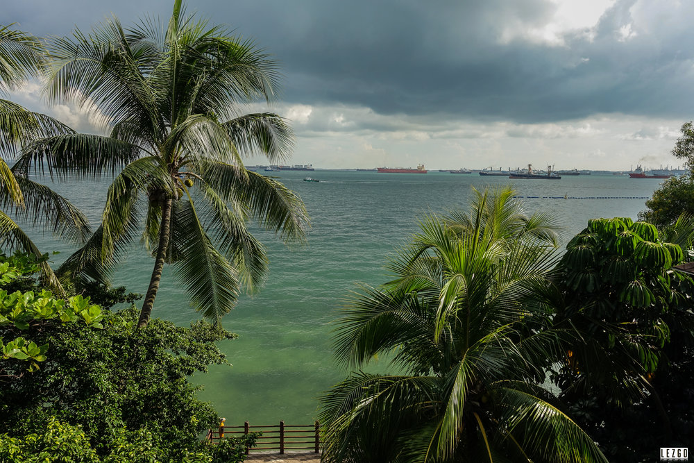 Sentosa Island, Singapore June 2017