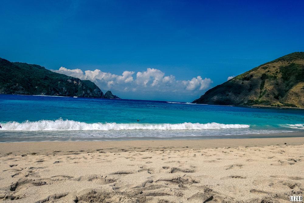 Pantai Selong Blank beach, Lombok, Indonesia July 2017