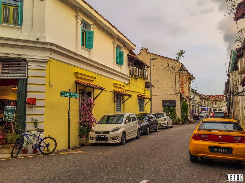 George Town, Malaysia July 2017