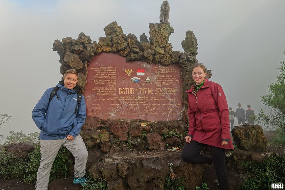 Mt. Batur, Bali, Indonesia July 2017