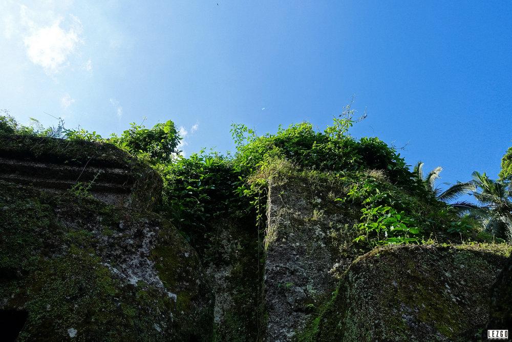 Gunung Kawi Temple, Ubud, Bali, Indonesia July 2017