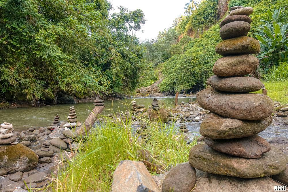 Tegenungan Waterfall,Ubud, Bali, Indonesia 2017