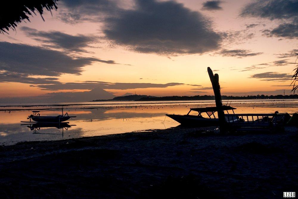 Gili Meno, Indonesia July 2017