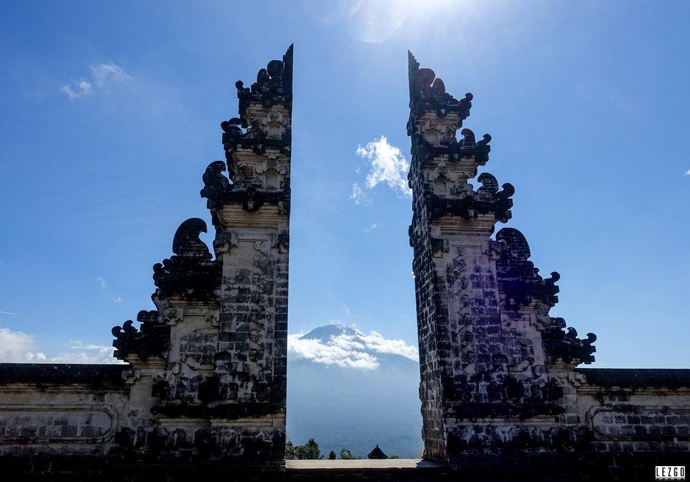 "Pura Lempuyang ""Gates of Heaven"" Temle, Bali, Indonesia July 2017"
