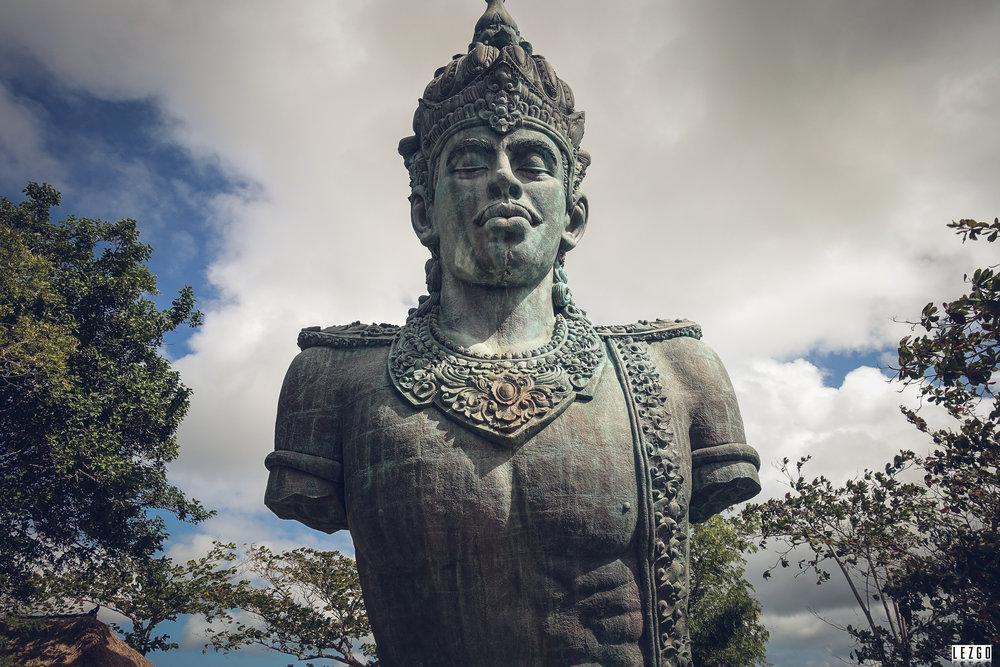Garuda Wisnu Kencana,Bali, Indonesia July 2017