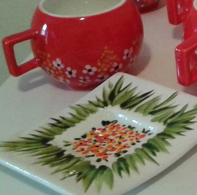Coffee Set (detail)