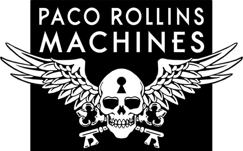 Paco Rollins Tattoo Machines