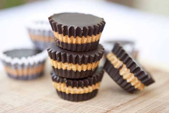 Reese PB Cups - new phone, who dis?