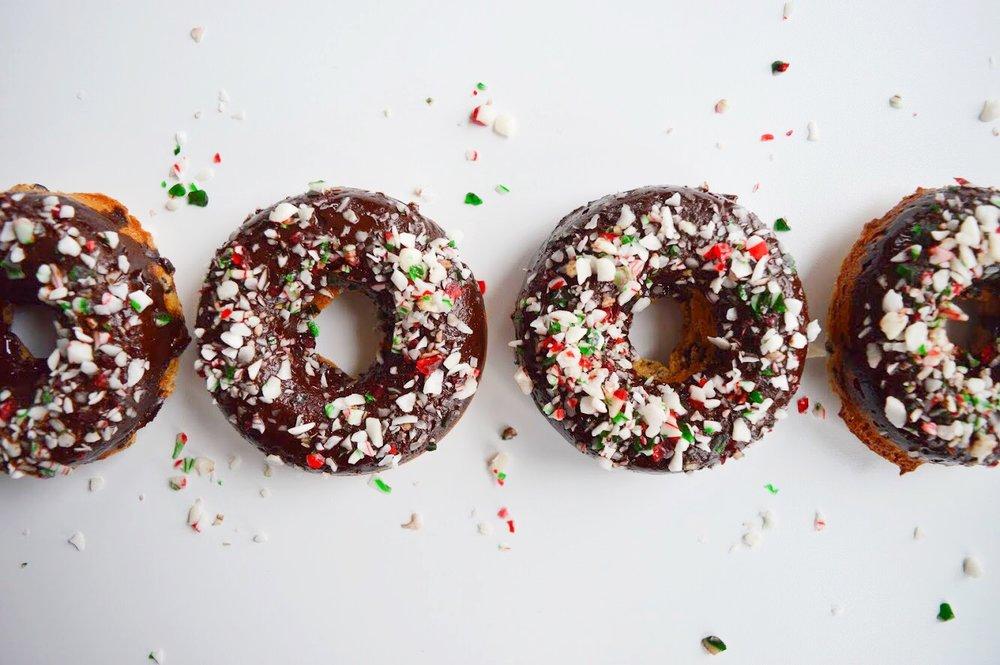 healthy gingerbread donutsJPG