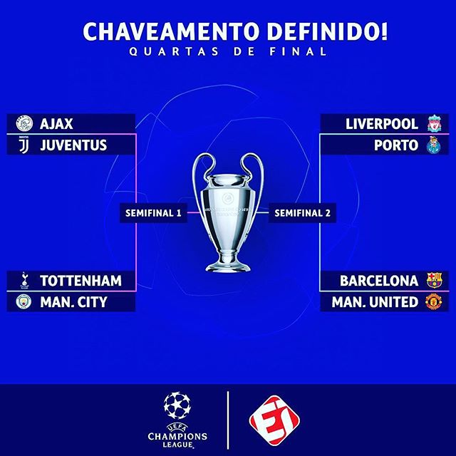 Predictions? #ucl
