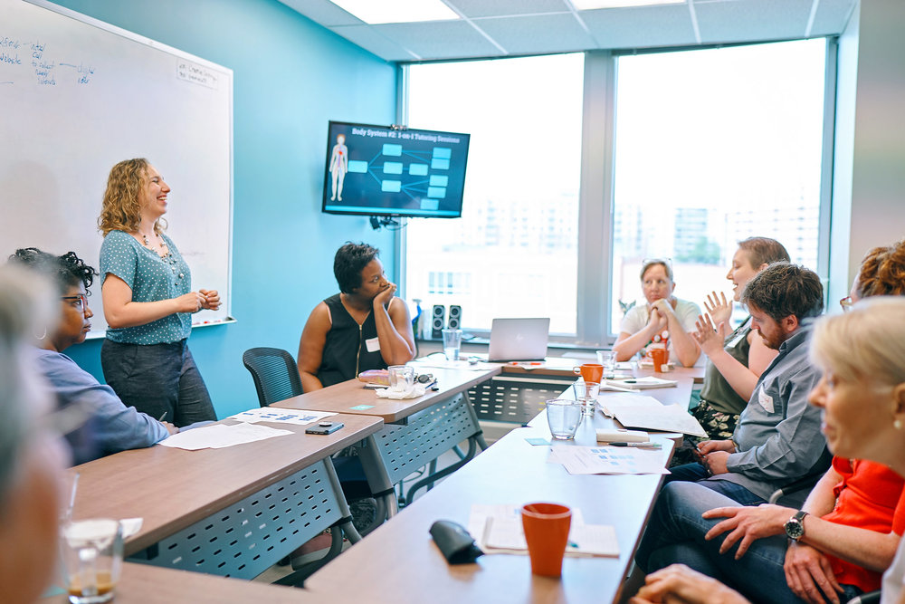 Workshops - I now offer customizable workshop and small-group coaching sessions for all managers - from aspiring to seasoned!These workshops provide practical tools to confront and overcome the day-to-day twists and turns that can threaten the overall success of a project, team, or business. Click here to learn more.