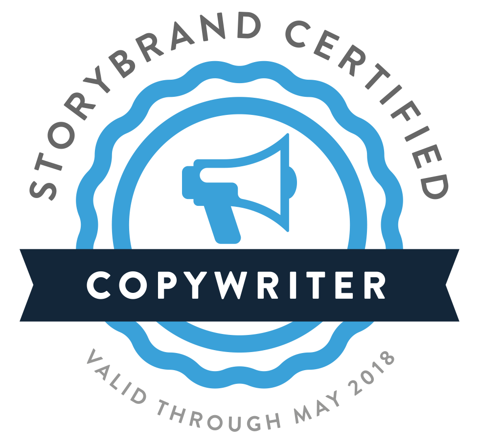 The Story Copywriter