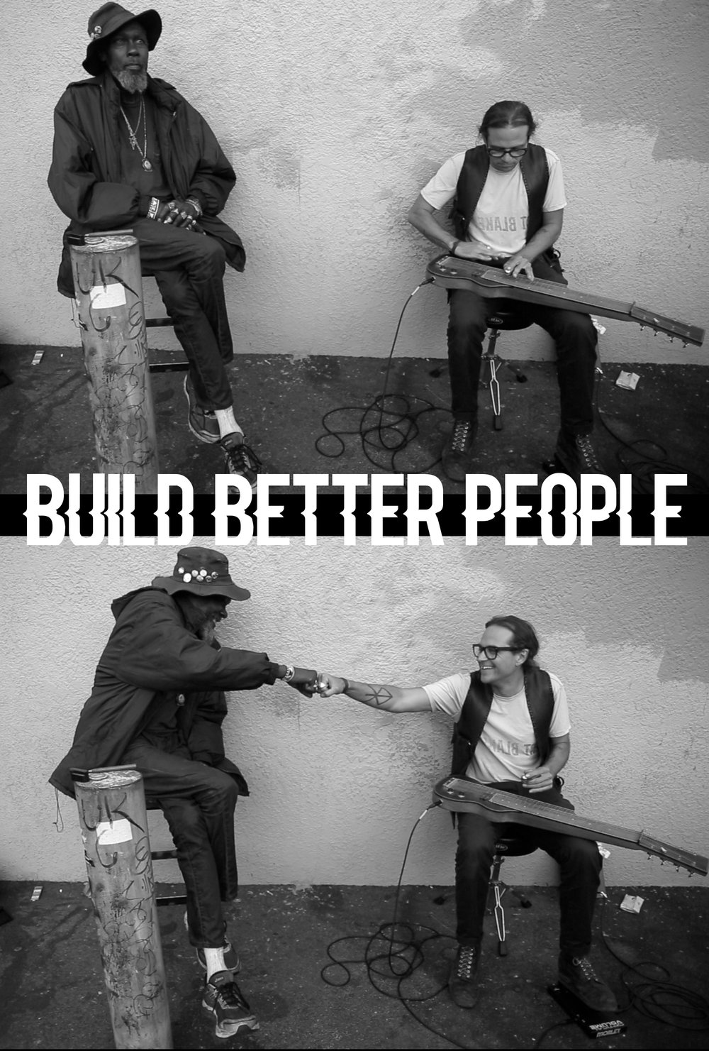 BUILD BETTER PEOPLE