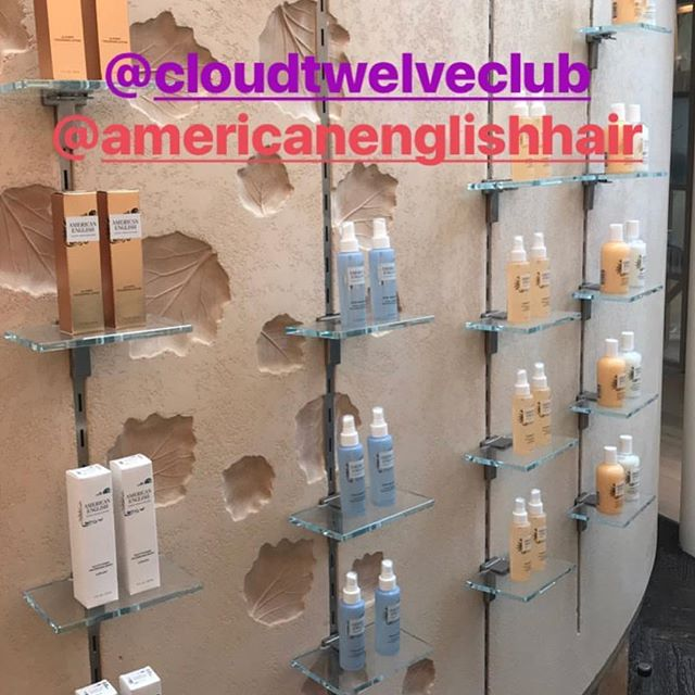 New Store opening in London Notting Hill to check out American English Haircare .