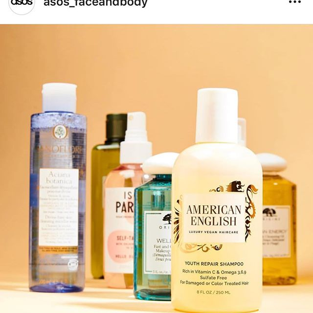 You can shop our entire line at ASOS faceandbody.