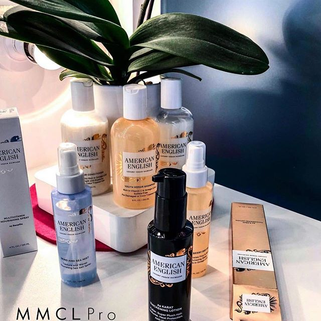Time to get ready for the weekend thank you MMCL Pro#veganproducts #cleanbeauty #nourishedhair #veganhaircare #frizzyhairproblems #