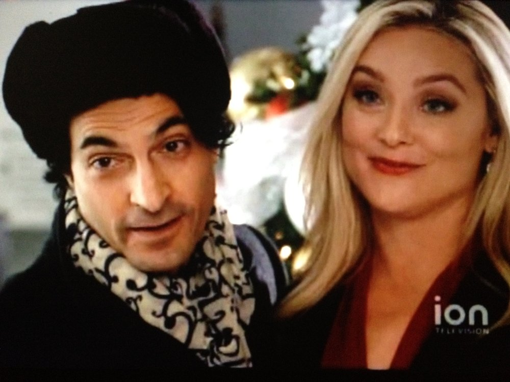 "Schub in ""A Christmas Kiss ll""."