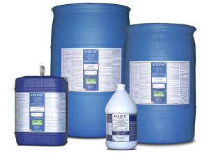 Oxine Sanitizer - A chlorine dioxide based substance, Oxine provides a highly effective, non-caustic, and non-corrosive solution for sanitizing.  IDD doesn't sell Oxine directly, but we can pass on your account to Bio-Cide at our special house rate.