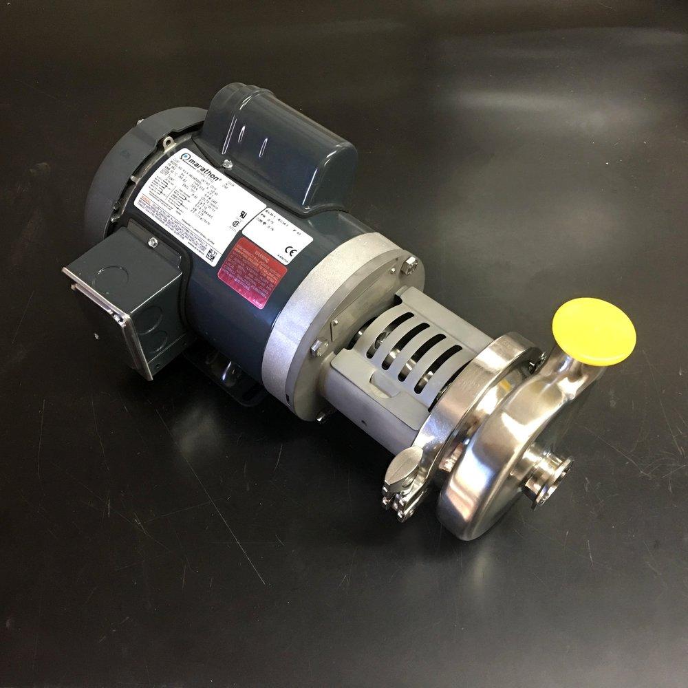 PU0067 - Boost Pump, AMPCO (Filling Side)